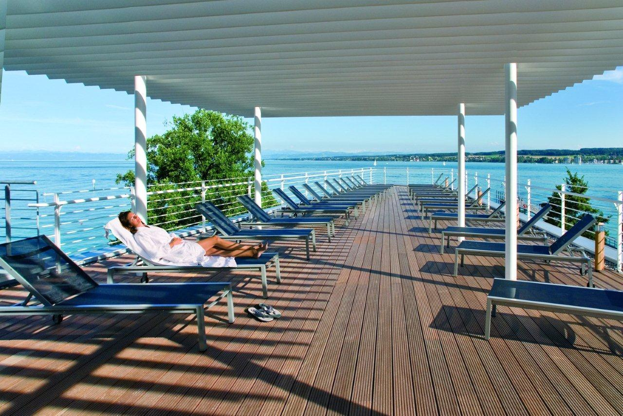 Bodensee Therme Konstanz Die Schone Wellnessoase Direkt Am See