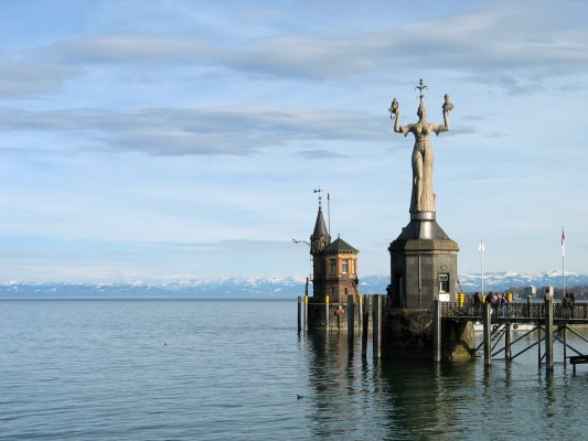 What to see in Konstanz Imperia