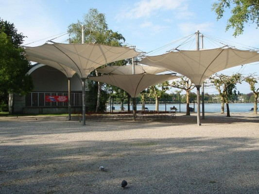 Sehenswürdigkeiten in Konstanz Konzertmuschel