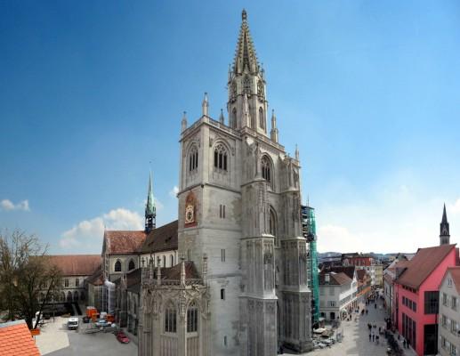 Sehenswürdigkeiten in Konstanz Münster
