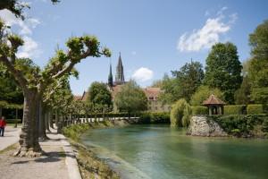 Sehenswürdigkeiten in Konstanz Stadtgarten