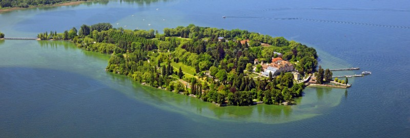 What to See In Constance Mainau