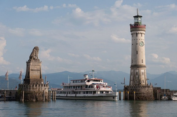Port Entrance Lindau