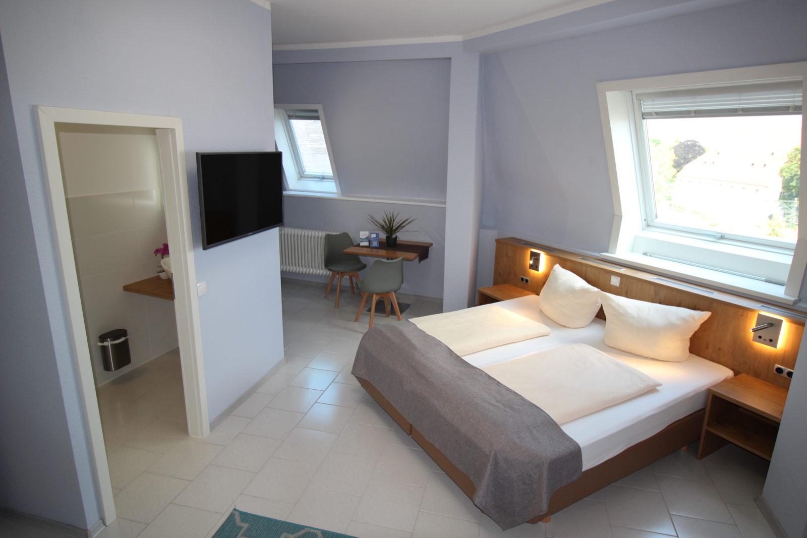 Familienzimmer - Hotel Gästehaus Centro in Konstanz am Bodensee